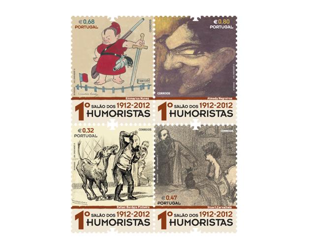 Humoristas selos