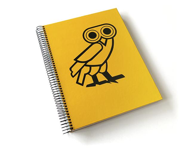 Caderno tiopapel