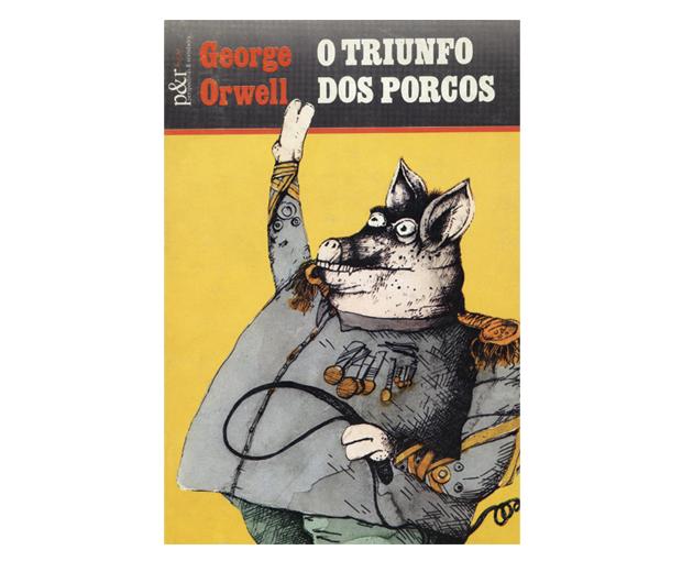 Livro triumfo porcos