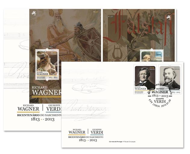 Wagner verdi envelopes