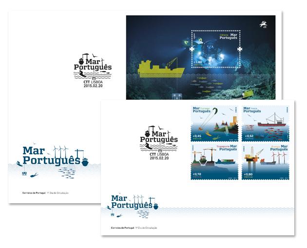 O mar envelopes