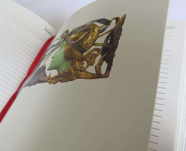 Lalique agenda 3