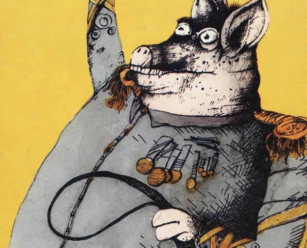 Livro triumfo porcos 1