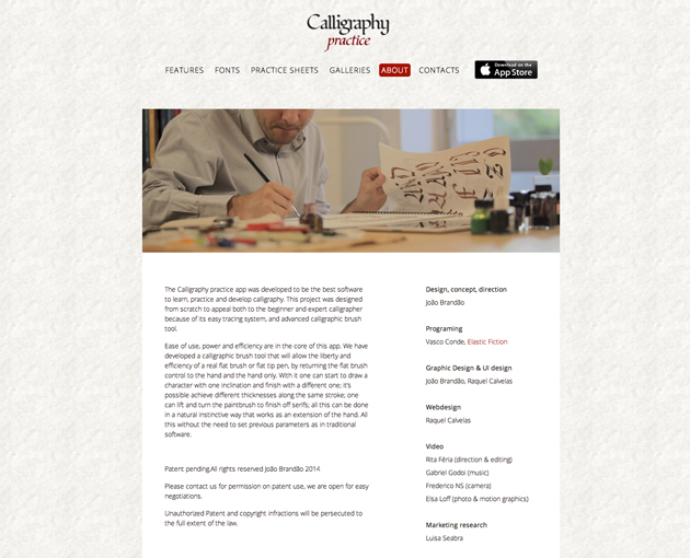 Calligraphy 7